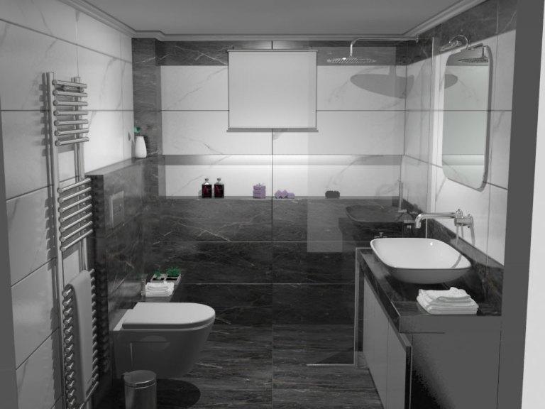 Πλακάκια μπάνιου Rettificata Eros 30 x 90 cm